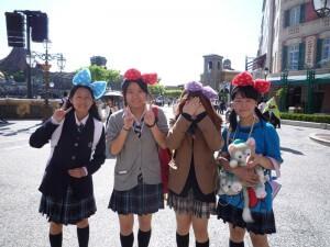 校外学習【遠足】@東京ディズニ...