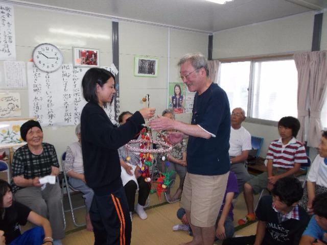 東日本震災支援