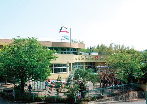 寒田ひめやま保育園(大分市)