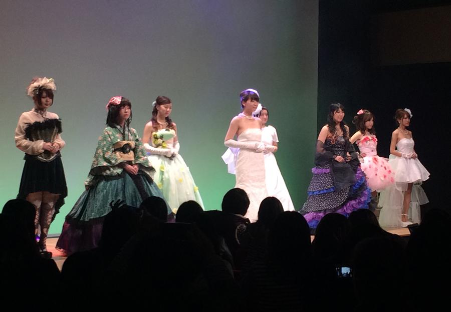 ファッションショー3