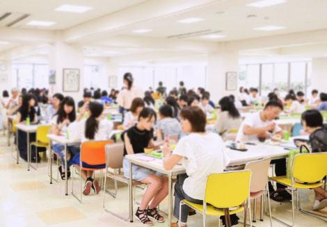 学食ランチ無料体験