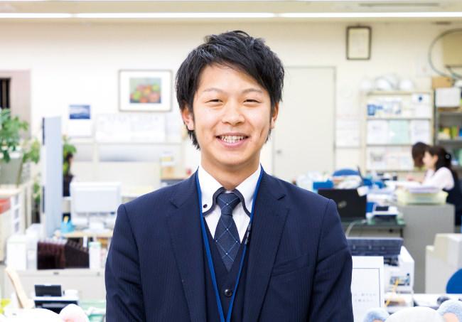平野 隼大さん