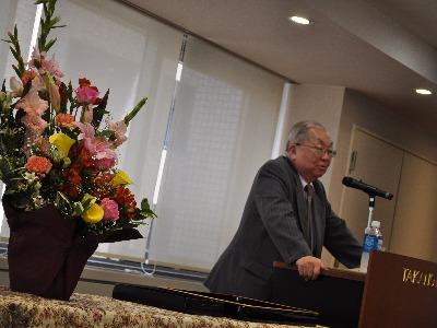 帯津良一先生の特別聴講会image1