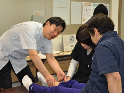 コロナ予防対策に役立つ 手診法の応用 image2