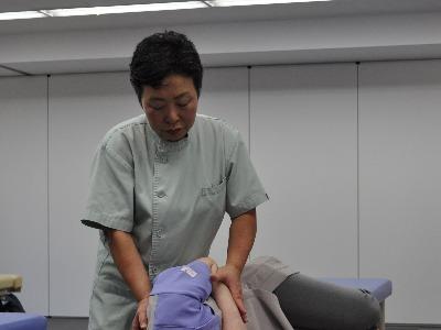 足のリンパ・血流を改善する為の 整体的ストレッチセミナー image1
