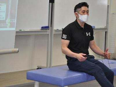 アスレチックトレーニング学講座特別シリーズセミナー 腰痛改善へのアプローチ法Ⅰ image1