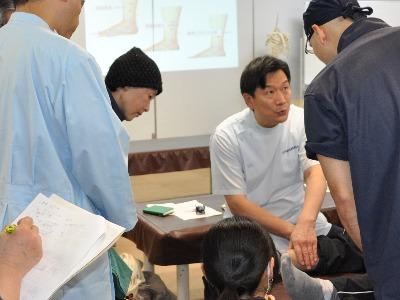 【満員御礼】中医推拿療法 ~基礎から学ぶ臨床技法 ※オンラインは受付中 image1