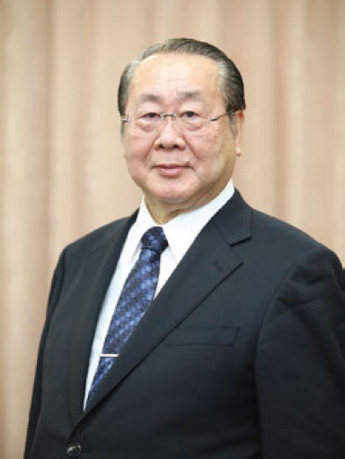 学長 野畑 健太郎