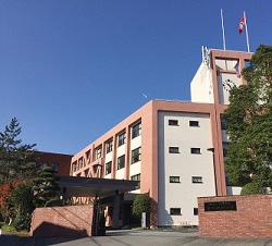 豊岡短期大学キャンパス