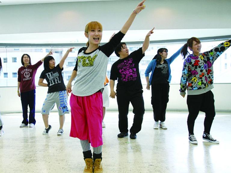 4. 歌唱&ダンス