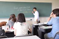 学生が自主的に集まって始まった英語の勉強会