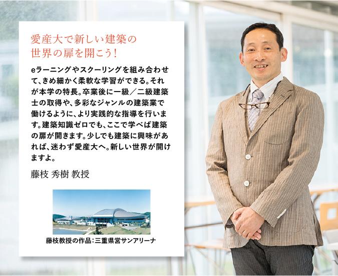 藤枝 秀樹 教授