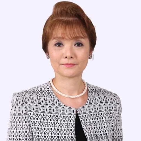西口啓子学校長