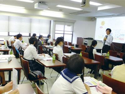 大学体験授業