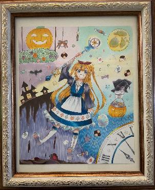 『アリスと夢ハロウィン』