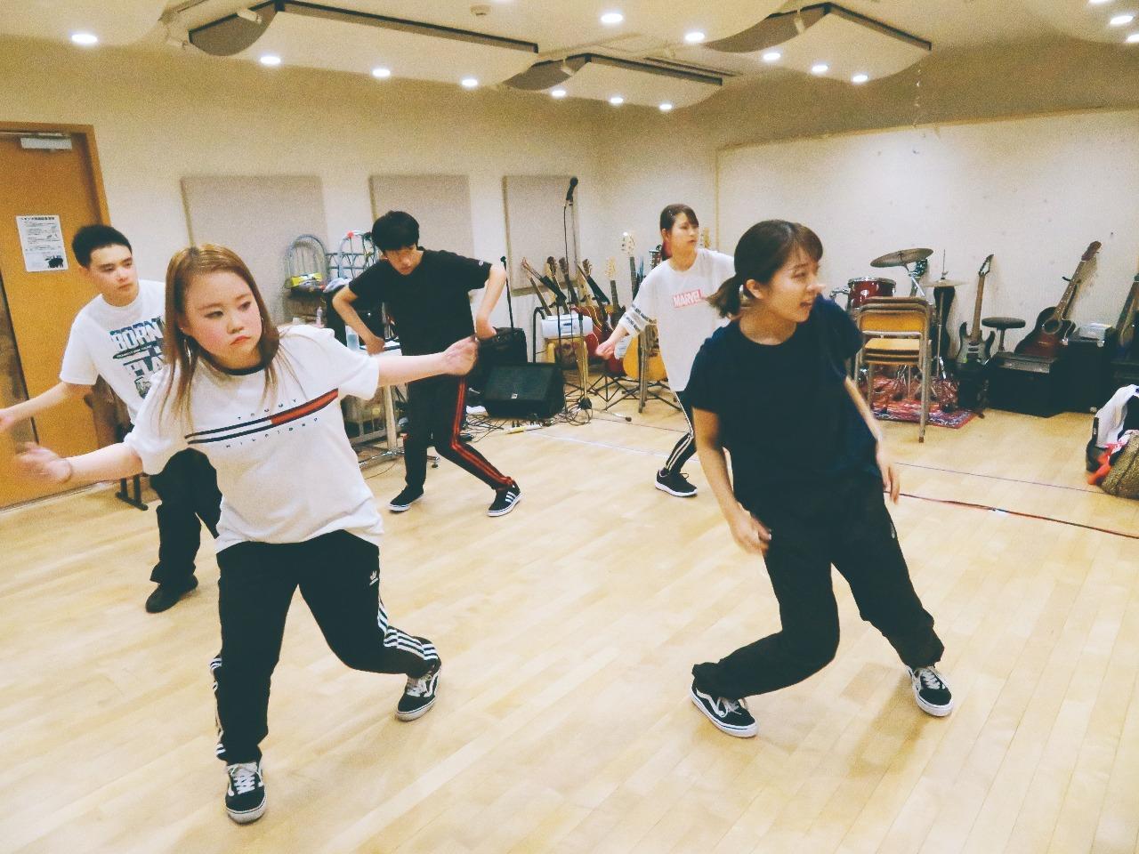 ダンス専攻