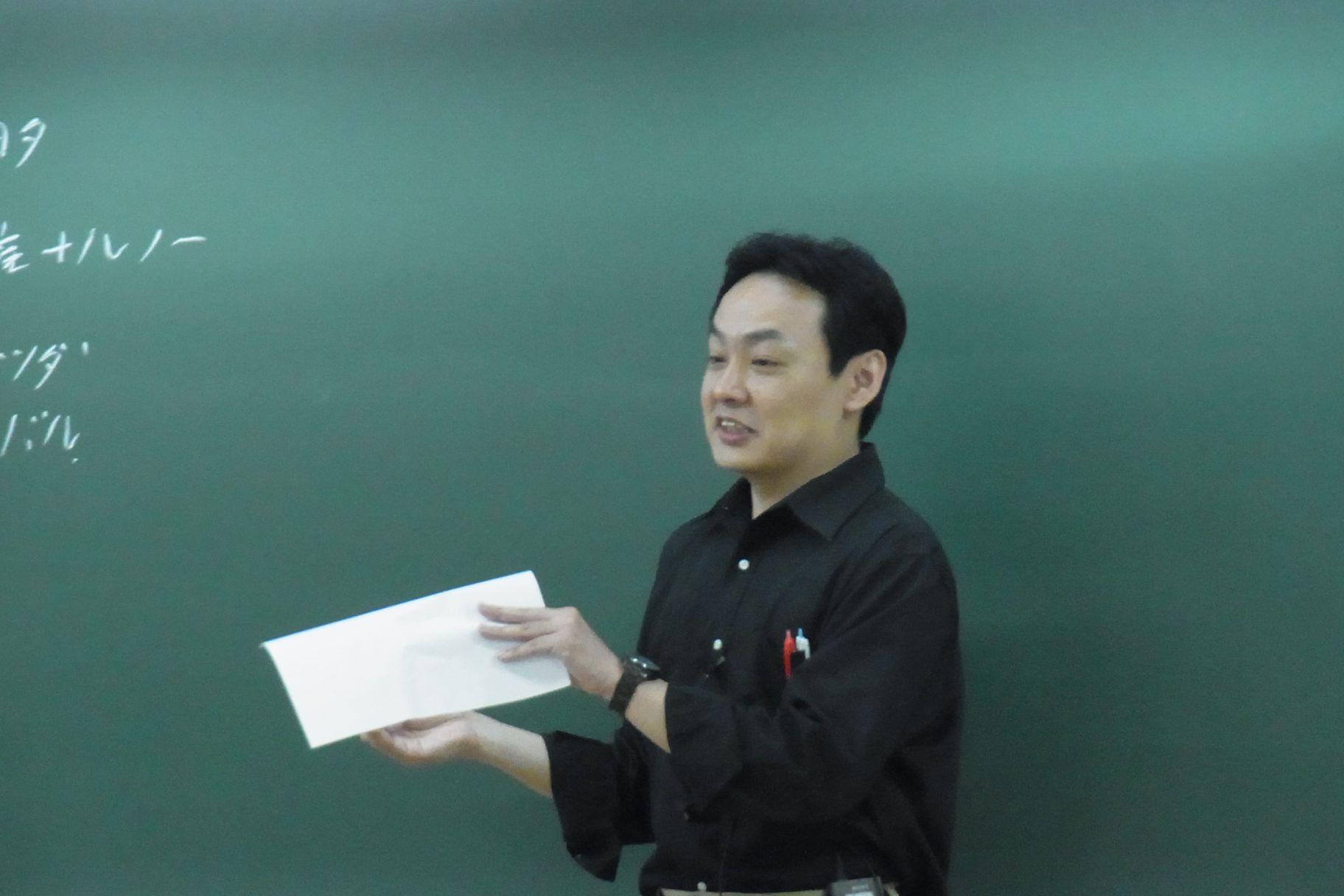 鄭 龍権講師