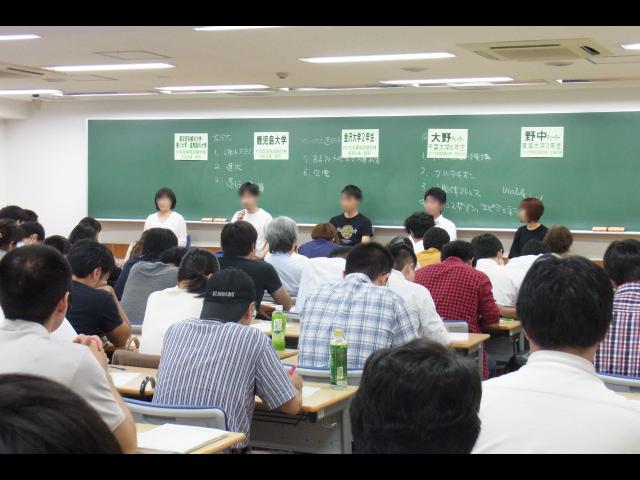合格者紹介/個別相談会