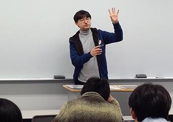 土田 治 講師