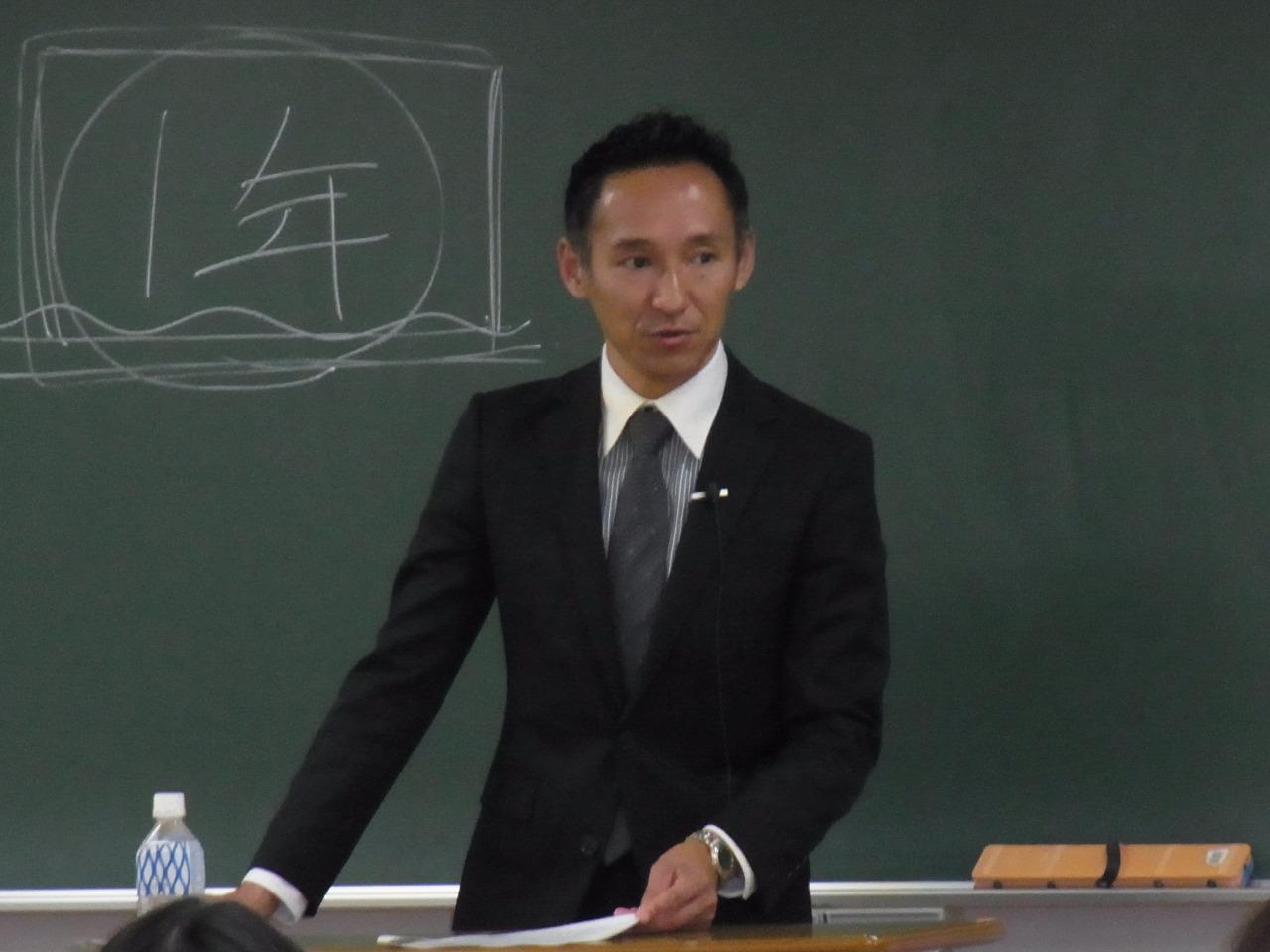 心理職進学フェア坂井講師