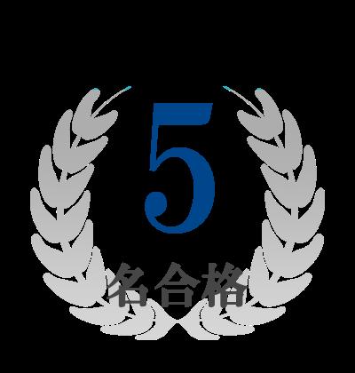 2017合格者数