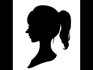 インタビュー女性