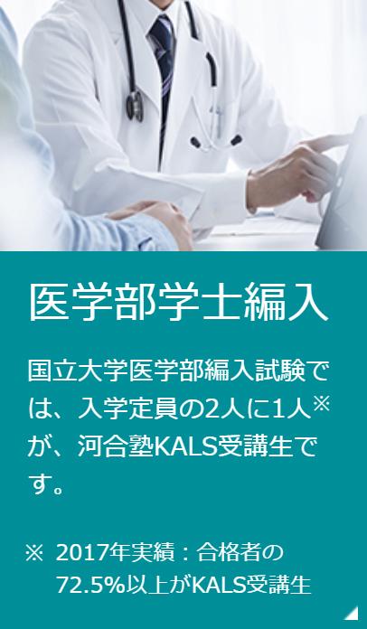 医学部学士編入 通信