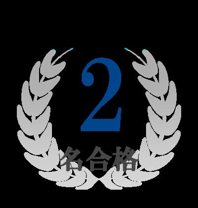 2018合格者数