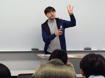 土田 講師
