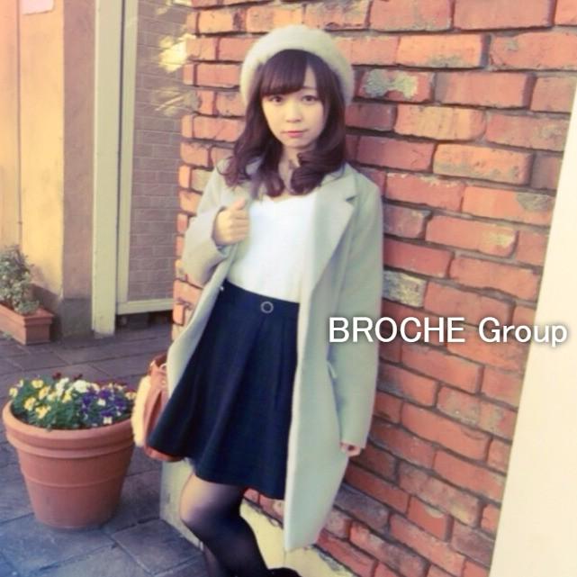 BROCHE Group内定 会津若松ザベリオ学園高校出身