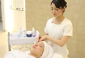 東京総合美容専門学校のエステコース